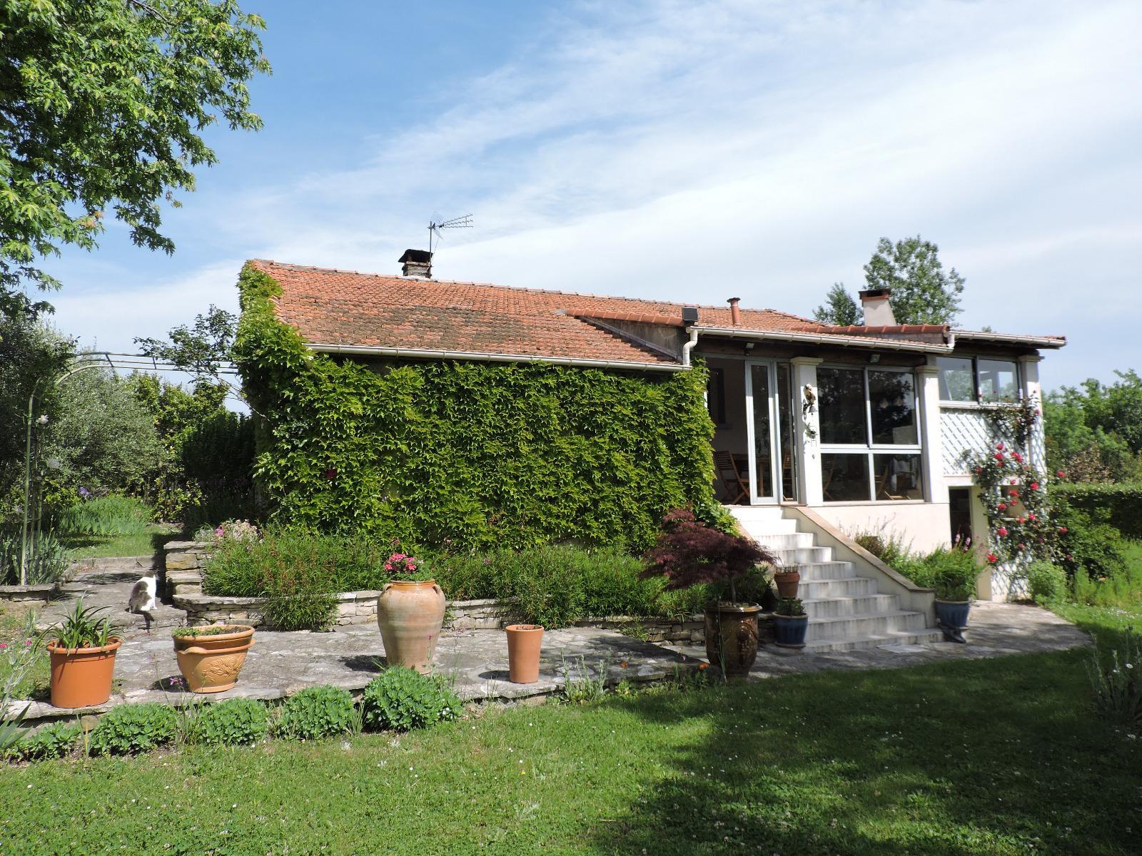 Annonce vente maison bagard 30140 120 m 189 000 for Vente immobiliere maison