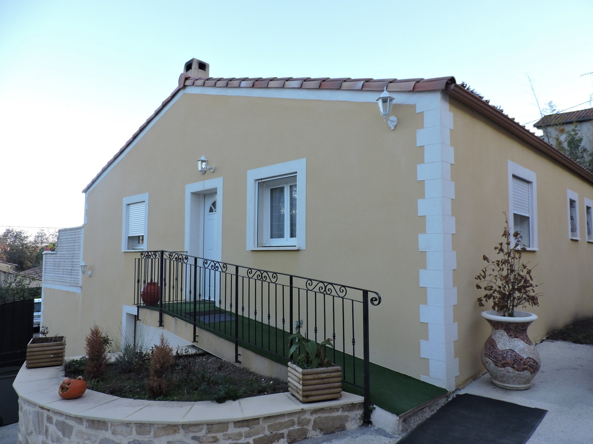 Annonce vente maison al s 30100 120 m 190 000 - Location maison ales ...